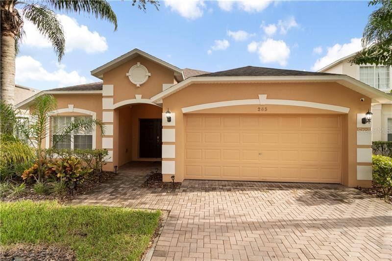 265 HIGHGATE PARK BOULEVARD, Davenport, FL 33897 - MLS#: S5040043