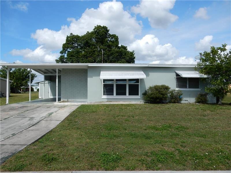 21322 PERCY AVENUE, Port Charlotte, FL 33952 - MLS#: C7441044