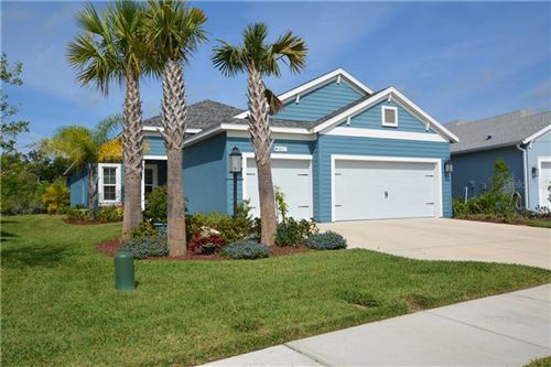 Photo of 4027 GRASS POINTE DRIVE, PARRISH, FL 34219 (MLS # A4496045)