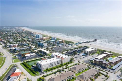 Photo of 105 PULSIPHER AVENUE #302, COCOA BEACH, FL 32931 (MLS # O5890045)