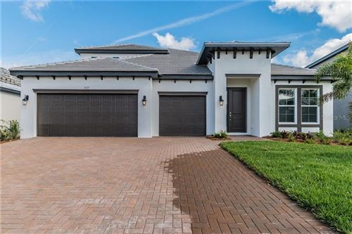 Photo of 2127 WOODLEAF HAMMOCK COURT, LAKEWOOD RANCH, FL 34211 (MLS # R4902045)