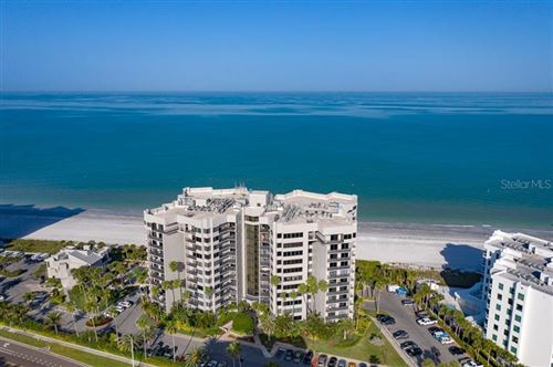 Photo of 1600 GULF BOULEVARD #416, CLEARWATER, FL 33767 (MLS # U8078045)