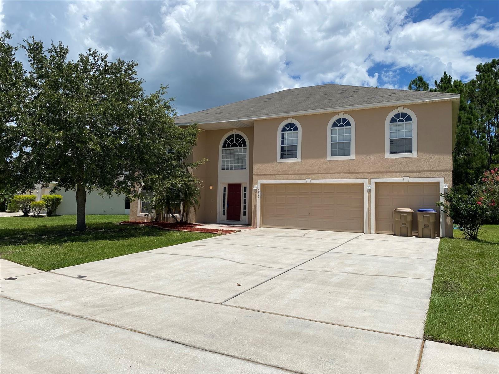 4017 GREENLEAF DRIVE, Kissimmee, FL 34744 - MLS#: O5910045