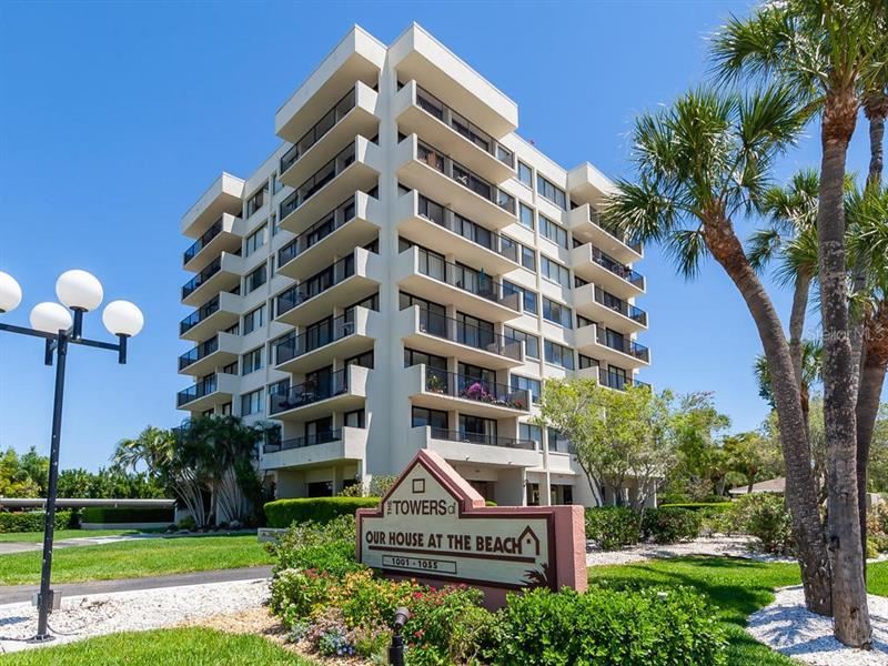 Photo of 1055 BEACH ROAD #B-702, SARASOTA, FL 34242 (MLS # A4481046)