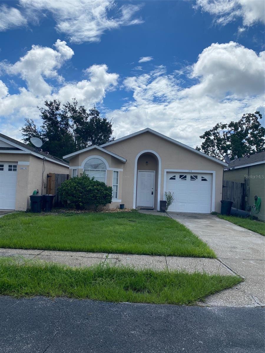 174 DAHLIA VILLAGE CIRCLE #95, Orlando, FL 32807 - #: O5956046