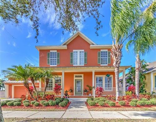 Photo of 502 ISLEBAY DRIVE, APOLLO BEACH, FL 33572 (MLS # T3292048)