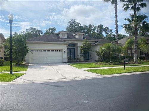 Photo of 3518 GRASSGLEN PLACE, WESLEY CHAPEL, FL 33544 (MLS # T3306048)