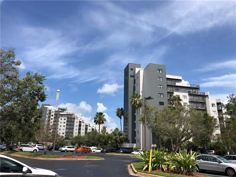 Photo of 6165 CARRIER DRIVE #1508, ORLANDO, FL 32819 (MLS # O5894048)