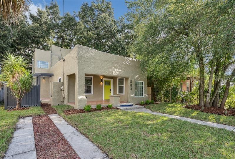 803 W IDLEWILD AVENUE, Tampa, FL 33604 - #: T3258048