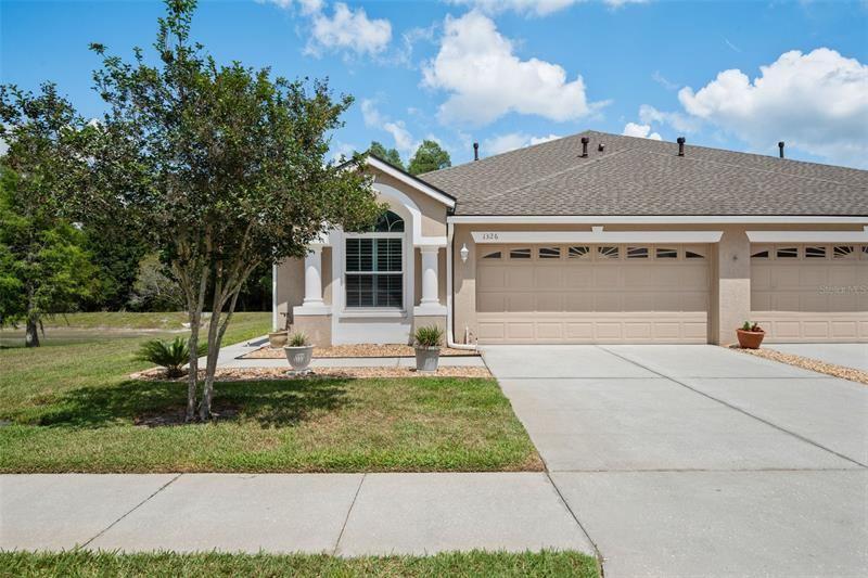 1326 AMBRIDGE DRIVE, Wesley Chapel, FL 33543 - MLS#: T3305048