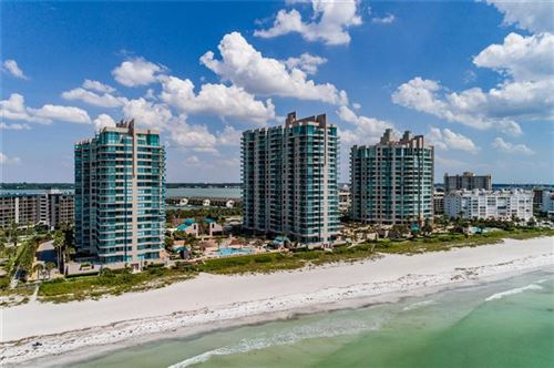 Photo of 1540 GULF BOULEVARD #1105, CLEARWATER, FL 33767 (MLS # U8076049)