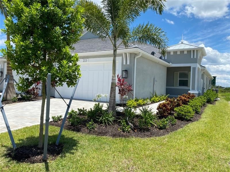 Photo of 203 VAN GOGH COVE, BRADENTON, FL 34212 (MLS # A4474049)