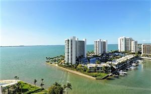 Photo of 988 BLVD OF THE ARTS #1916 PENTHOUSE, SARASOTA, FL 34236 (MLS # A4419050)