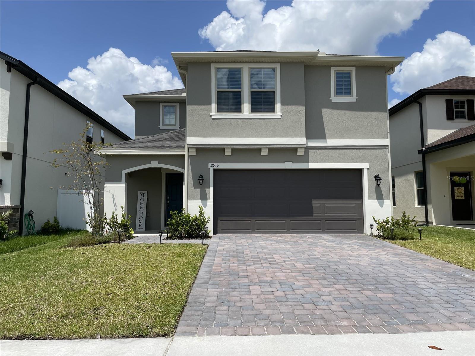 2914 SUMMER GREEN TRAIL, Kissimmee, FL 34744 - MLS#: S5054050