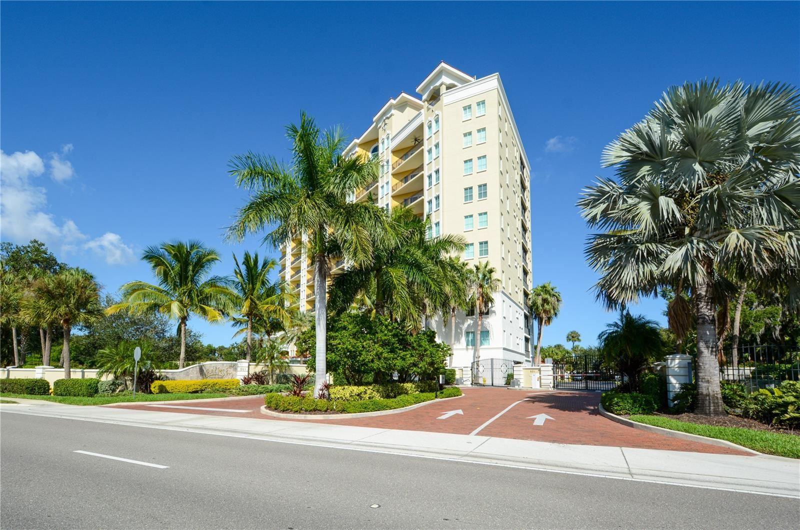 Photo of 501 HABEN BOULEVARD #706, PALMETTO, FL 34221 (MLS # A4512051)
