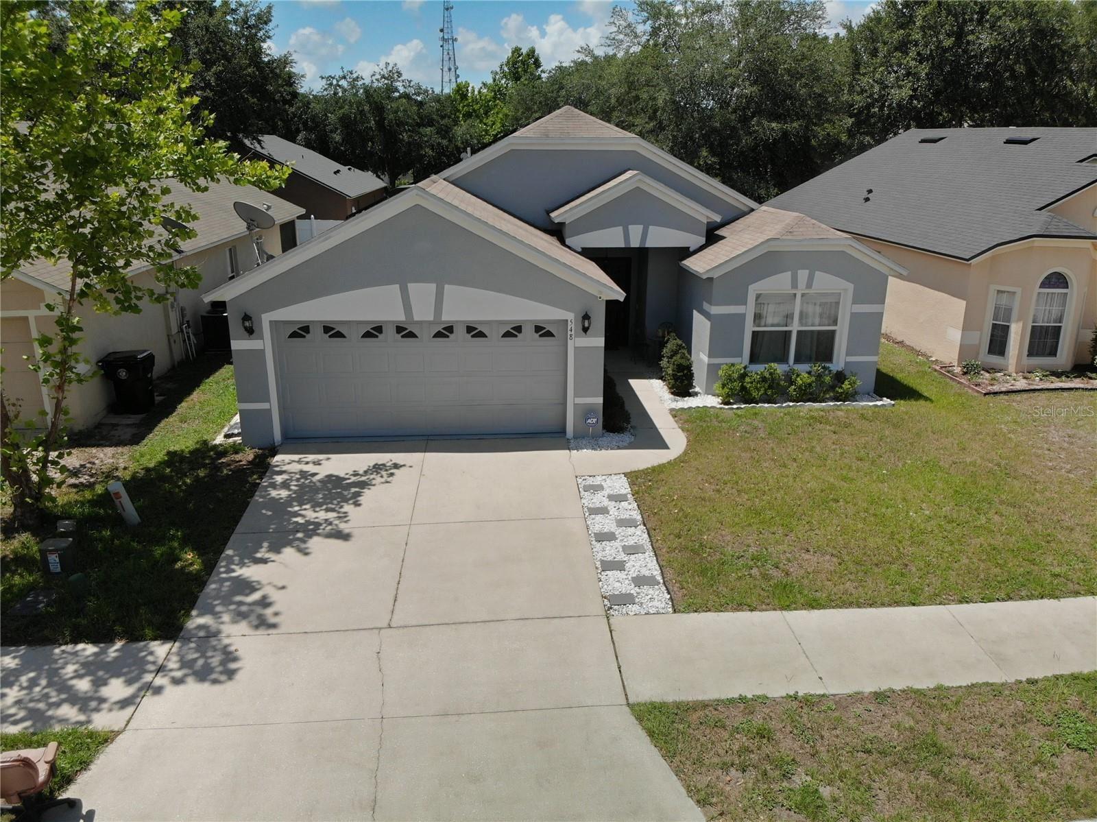 548 GILMORE STAGE ROAD, Orange City, FL 32763 - #: O5949051