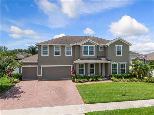 Photo of 637 GRASSY STONE DRIVE, WINTER GARDEN, FL 34787 (MLS # O5868052)