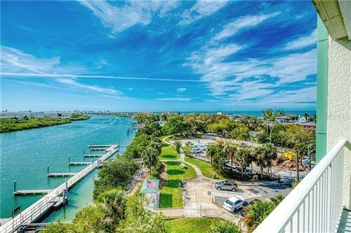 Photo of 399 2ND STREET #615, INDIAN ROCKS BEACH, FL 33785 (MLS # U8120052)