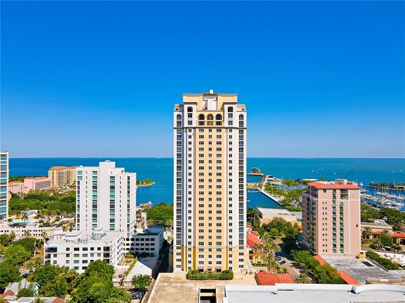 300 BEACH DRIVE NE #1601, Saint Petersburg, FL 33701 - #: U8119052