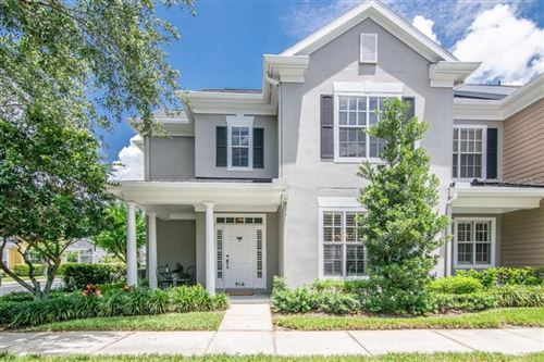 Photo of 916 HARBOUR BAY DRIVE, TAMPA, FL 33602 (MLS # T3243053)