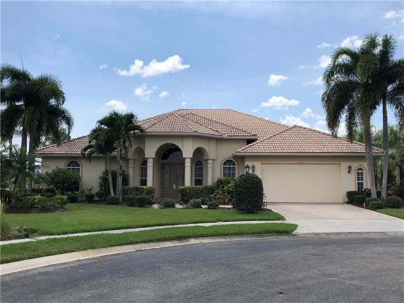 Photo of 3345 BAILEY PALM COURT, NORTH PORT, FL 34288 (MLS # C7431053)