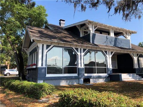 Photo of 913 N FORT HARRISON AVENUE, CLEARWATER, FL 33755 (MLS # U8081054)