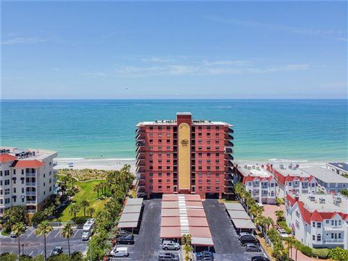 Photo of 15316 GULF BOULEVARD #904, MADEIRA BEACH, FL 33708 (MLS # U8126054)