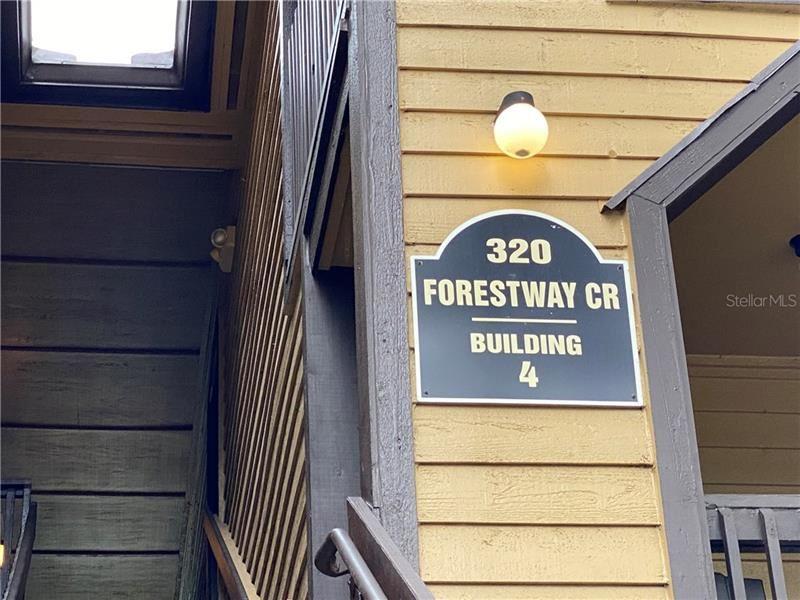 320 FORESTWAY CIRCLE #302, Altamonte Springs, FL 32701 - #: O5888054