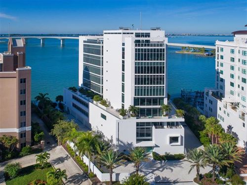 Photo of 280 GOLDEN GATE POINT #200, SARASOTA, FL 34236 (MLS # A4454055)