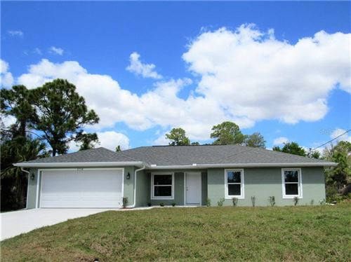 Photo of 2738 ORCHARD CIRCLE, NORTH PORT, FL 34288 (MLS # A4463055)