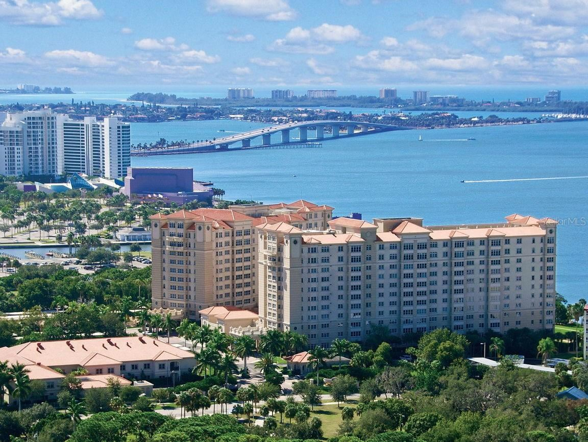 1301 N TAMIAMI TRAIL #812, Sarasota, FL 34236 - #: A4505055
