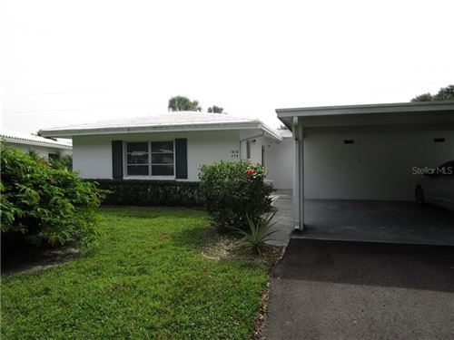 Photo of 1810 VERA PLACE #74, SARASOTA, FL 34235 (MLS # A4481056)