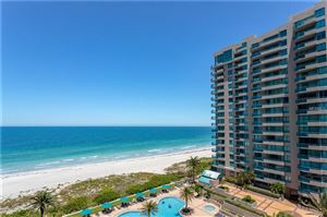 Photo of 1540 GULF BOULEVARD #807, CLEARWATER, FL 33767 (MLS # U8045056)