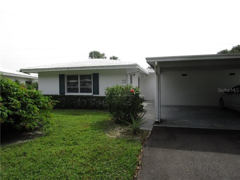 1810 VERA PLACE #74, Sarasota, FL 34235 - #: A4481056