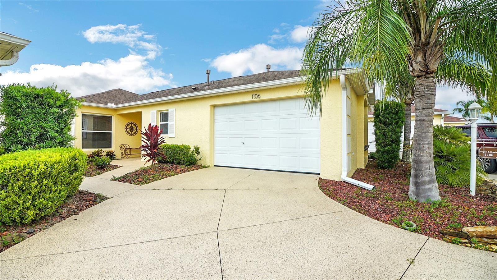 1106 SUMMERTON STREET, The Villages, FL 32162 - #: G5045056