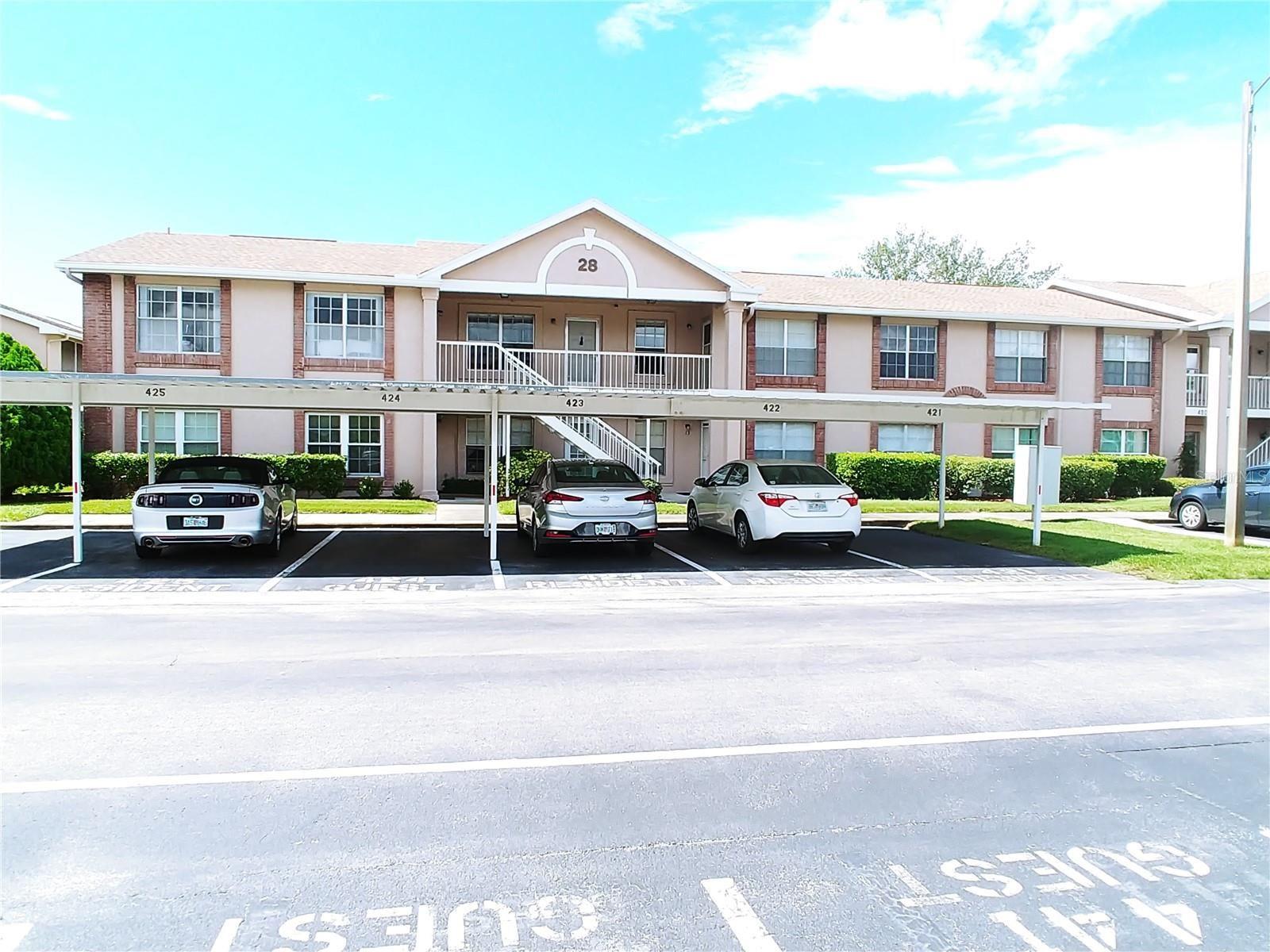 4805 SUNNYBROOK DRIVE #22, New Port Richey, FL 34653 - MLS#: W7838056