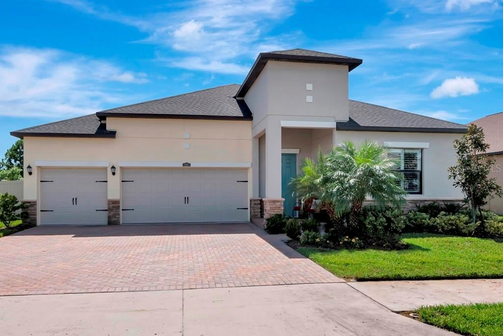 2917 HILLIARD DRIVE, Wesley Chapel, FL 33543 - MLS#: T3335057