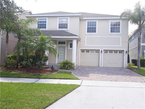 Photo of 9706 MOSS ROSE WAY, ORLANDO, FL 32832 (MLS # O5852058)