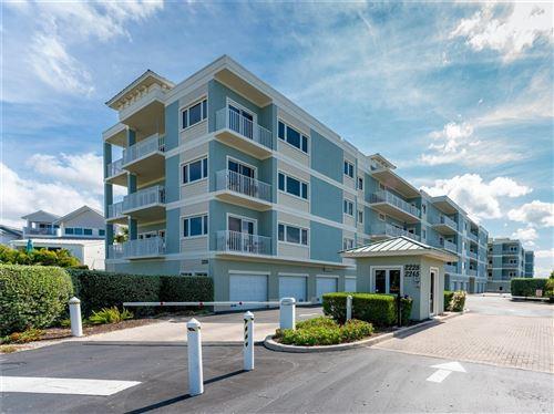 Photo of 2225 N BEACH ROAD #304, ENGLEWOOD, FL 34223 (MLS # D6119059)