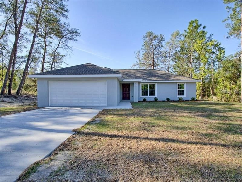 9421 N CHERRY LAKE DRIVE, Citrus Springs, FL 34434 - #: OM609059