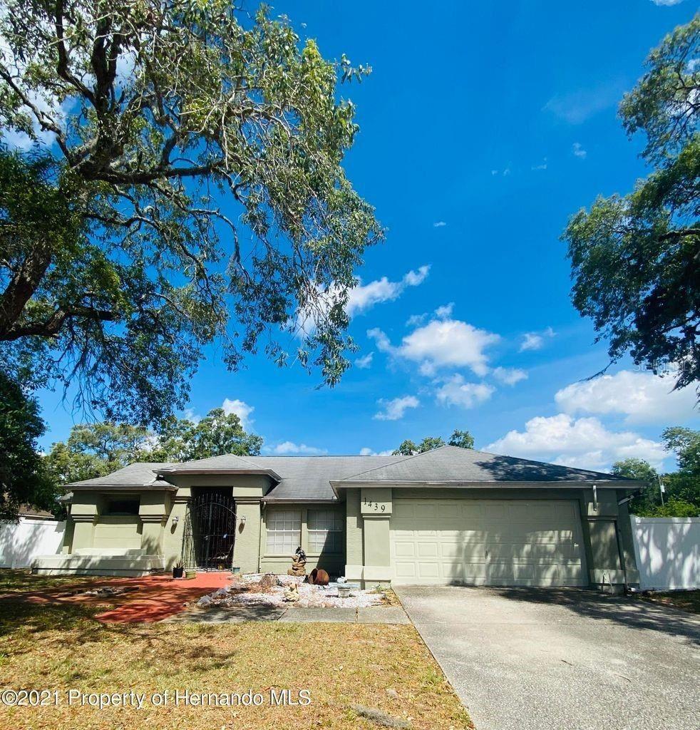 1439 DELTONA BOULEVARD, Spring Hill, FL 34606 - #: W7834060
