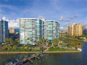Photo of 888 BLVD OF THE ARTS #1505, SARASOTA, FL 34236 (MLS # A4442061)