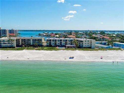 Photo of 3500 GULF BOULEVARD #208, BELLEAIR BEACH, FL 33786 (MLS # U8085061)