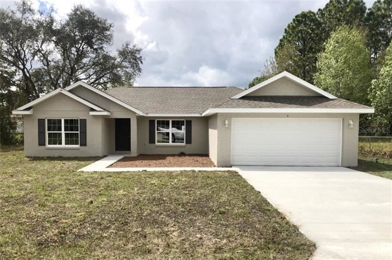 9435 N CHERRY LAKE DRIVE, Citrus Springs, FL 34434 - #: OM609061