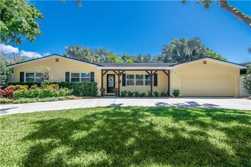 Photo of 4401 HUNTINGTON STREET NE, ST PETERSBURG, FL 33703 (MLS # U8119063)