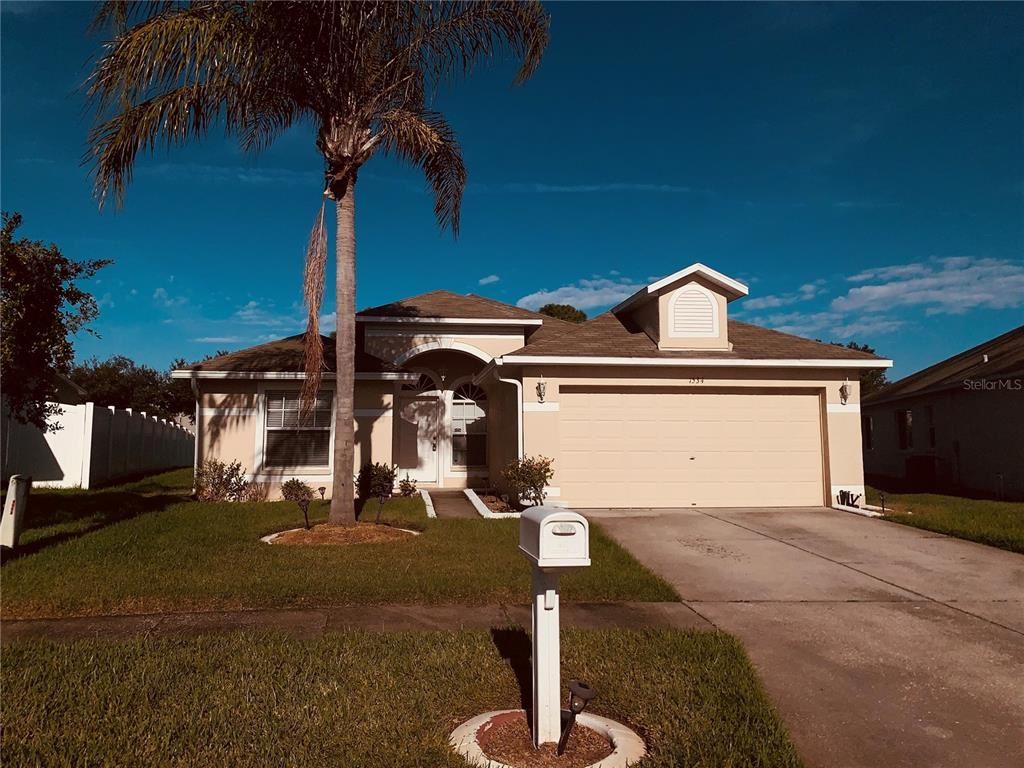 1534 OCEAN REEF ROAD, Wesley Chapel, FL 33544 - MLS#: A4516064