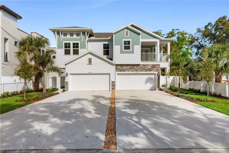 3817 W DE LEON STREET #1, Tampa, FL 33609 - #: T3265064