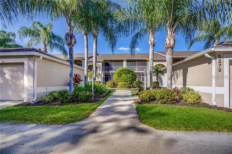 5270 HYLAND HILLS AVENUE #1726, Sarasota, FL 34241 - MLS#: A4449065