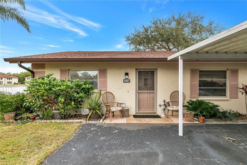Photo of 4557 MOHICAN TRAIL #127, SARASOTA, FL 34233 (MLS # A4488066)