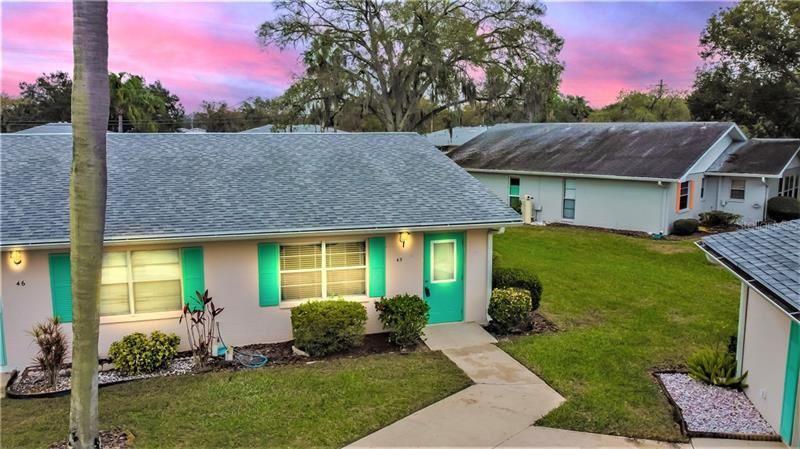 402 DORCHESTER PLACE #45, Sun City Center, FL 33573 - #: T3286066